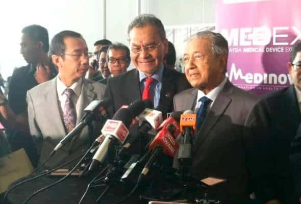 Belanjawan 2020 tidak ketepikan Kelantan – Tun Mahathir