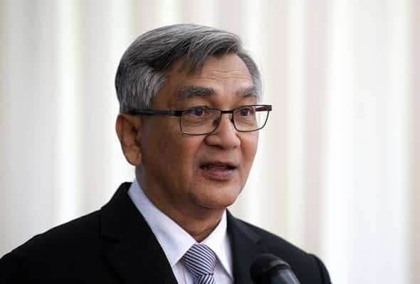 Dewan Rakyat maklum kekosongan kerusi Parlimen Tanjung Piai kepada SPR