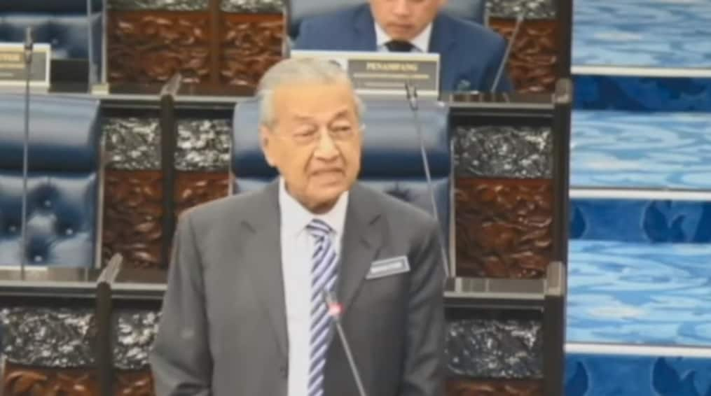 tun M parlimen wkb2030