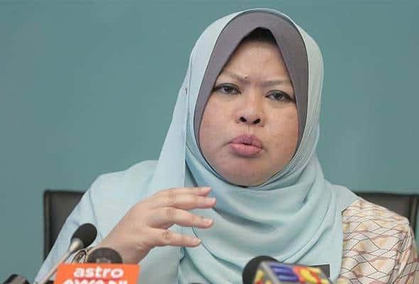 Rina sokong cadangan elaun ahli politik, menteri dipotong