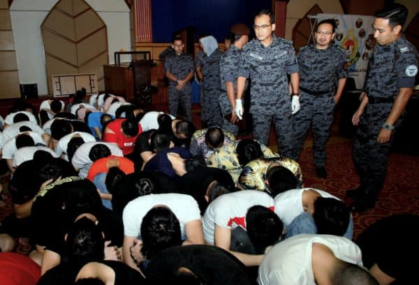 Another 65 alleged online scammers from China nabbed in Ipoh