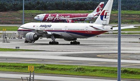 Sektor penerbangan Malaysia penuh warna-warni pada 2019