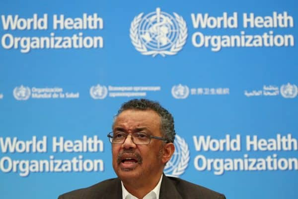 WHO declares Wuhan virus a global emergency but urges calm