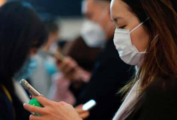 Tiada kes koronavirus dilaporkan di Malaysia setakat ini.