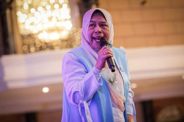 Zuraida says decision to take leave from PKR posts is to ensure outcome is transparent