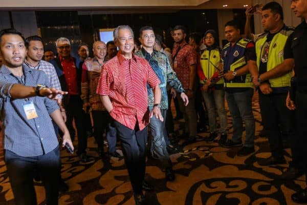 Muhyiddin on the verge of being PM, a stunning end to Malaysia's week of deadlock
