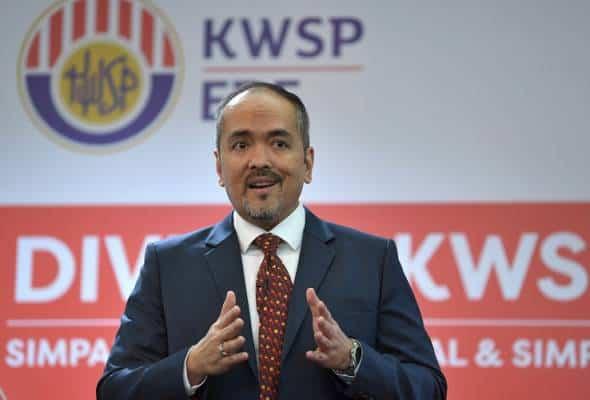 PLUS: KWSP tidak akan kompromi kepentingan pencarum – Alizakri