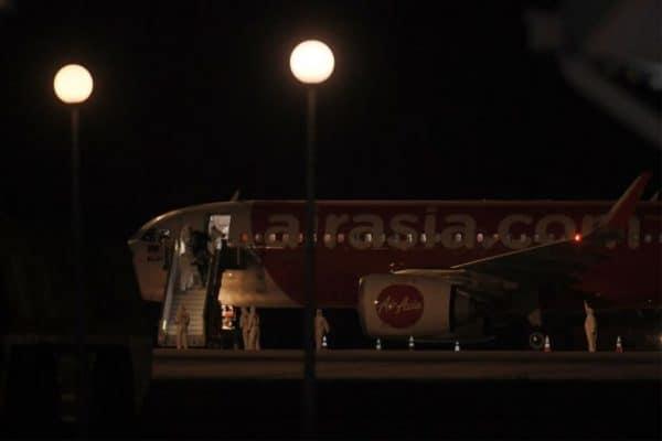 COVID-19: Pesawat khas misi kedua bawa rakyat Malaysia dari Wuhan selamat mendarat