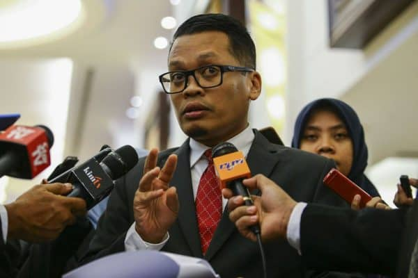 Why support Dr M when you've won by-elections? PKR MP Nik Nazmi asks Umno