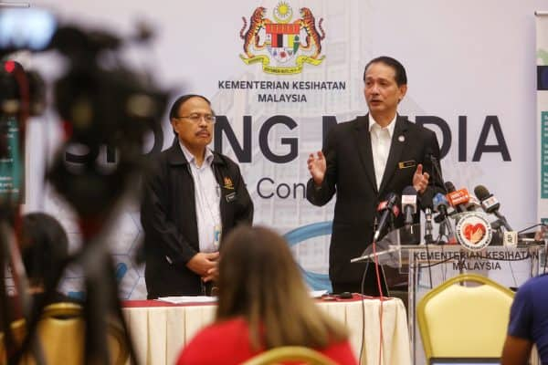 Teluk Intan Hospital staff test positive for Covid-19, says Health D-G