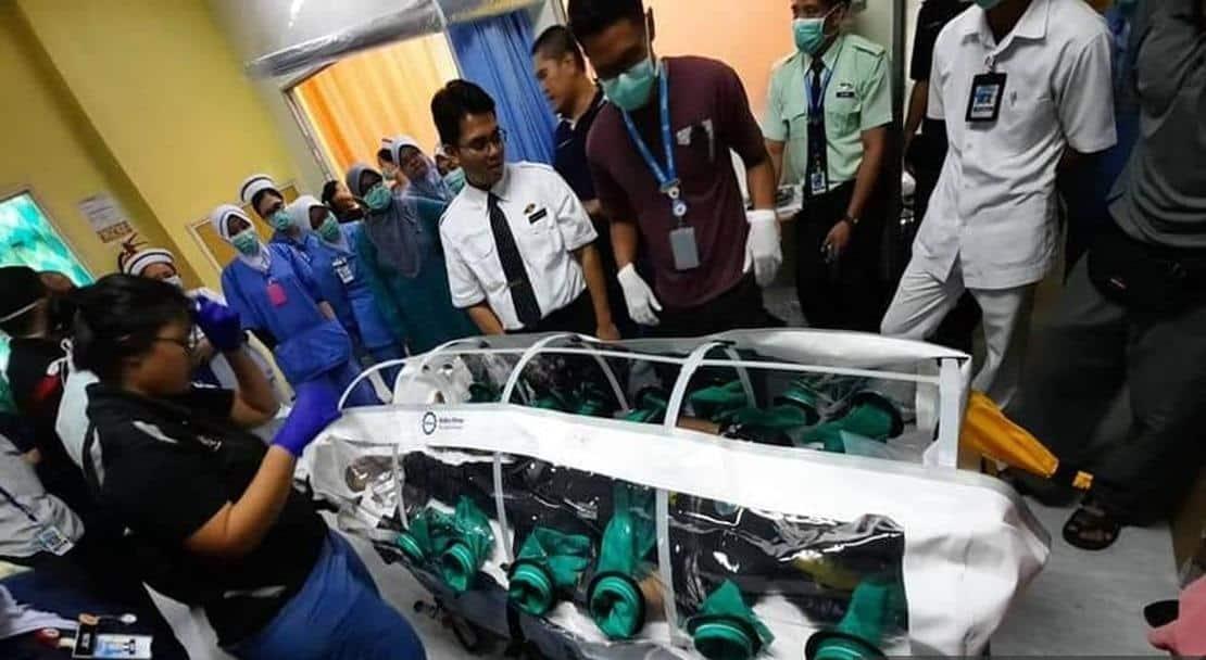 COVID-19: Jabatan Kesihatan Labuan terima RM1 juta untuk beli ubat-ubatan, peralatan