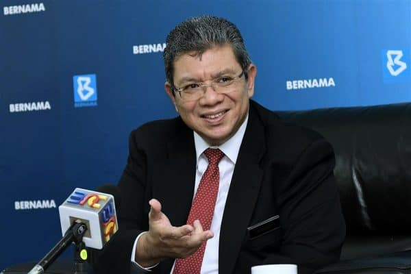 Broadband capacity enhancement, network optimisation underway – Says Saifuddin