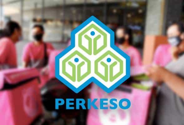 Penghantar Foodpanda terima manfaat perlindungan Perkeso