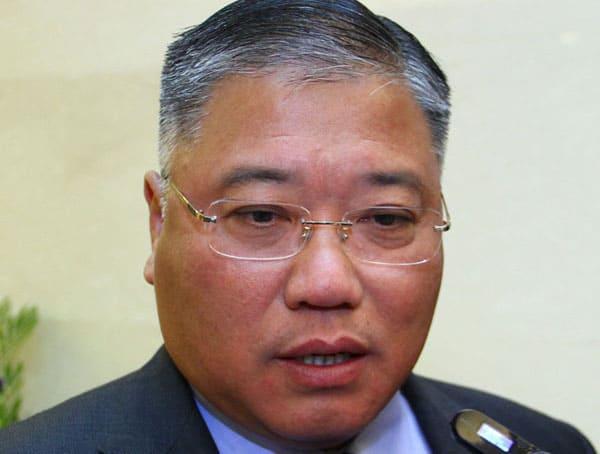 Tiong King Sing dilantik Duta Khas Perdana Menteri ke China