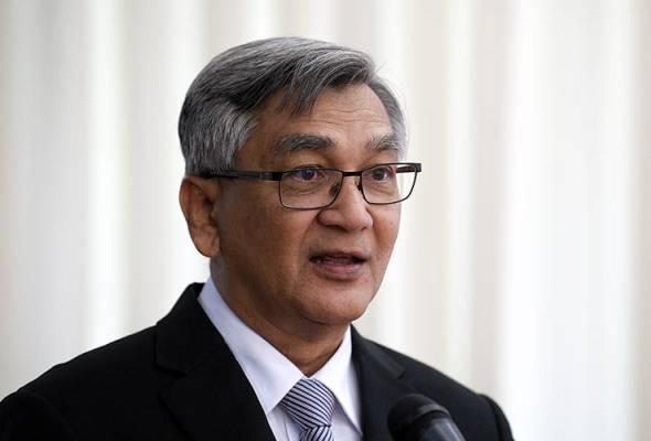 Speaker Tolak Permohonan Usul Percaya Shafie Apdal Terhadap Dr M