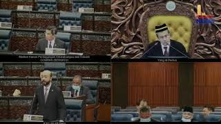 Sesi Jawapan Secara lisan – Soalan No 2 – MITI  (16 Julai 2020)