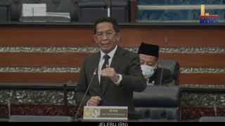 Sesi Jawapan Secara lisan – Soalan No 3 – MEA  (16 Julai 2020)