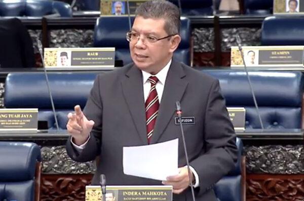 Malaysia Day celebrations in Sibu to go on, Saifuddin tells Dewan Rakyat