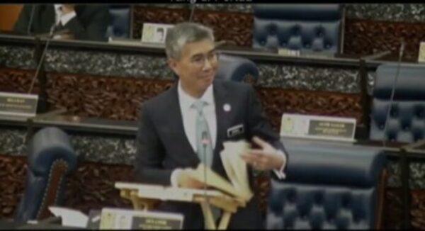 Had statutori hutang negara diusul dinaikkan ke 60 peratus daripada KDNK – Tengku Zafrul