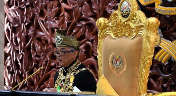 Agong nasihat Ahli Dewan Rakyat beri sokongan padu Belanjawan 2021