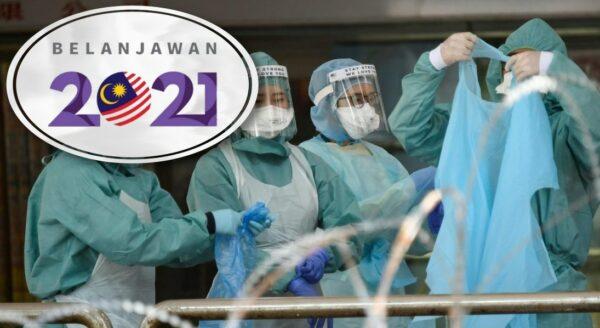 Belanjawan 2021: Kerajaan peruntuk RM1 bilion bagi bendung gelombang ketiga COVID-19