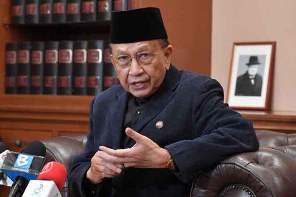 Ketepi sifat kepartian supaya Parlimen terus dihormati – Rais Yatim